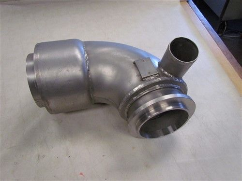 find deangelo marine 19013 heavy duty exhaust elbow stainless steel boat in franklin wisconsin united states for us 999 95