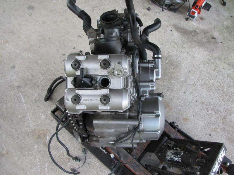 Buy Suzuki Sv1000s Sv1000 Sv 1000 Engine Motor Motorcycle