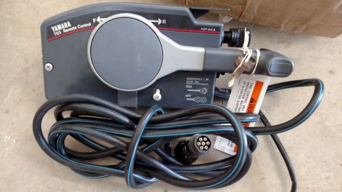 Yamaha 703 Remote Control Wiring