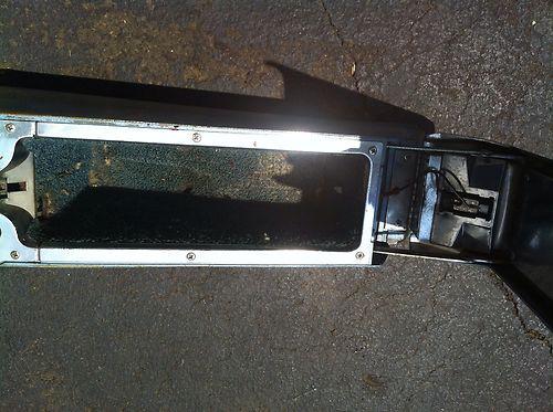 Buy 1964 Impala 4 Speed Console W Shifter Bezel