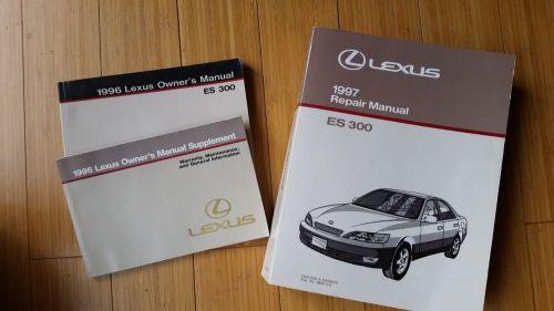 Lexus Es300 Repair Guides