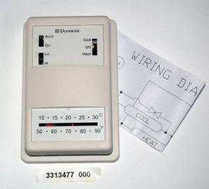 Find DuoTherm by DOMETIC Thermostat 33134770003105058