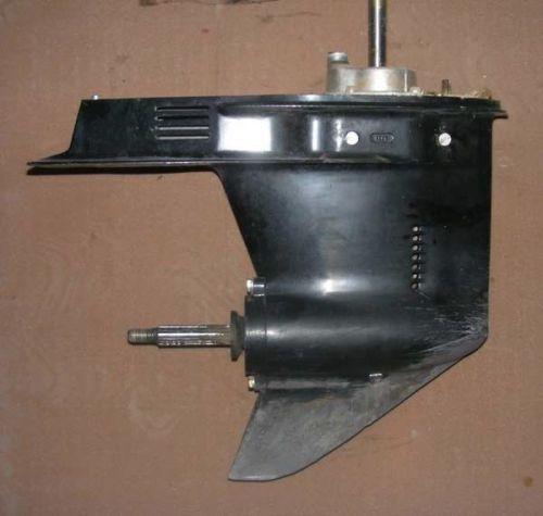 1976 Mercury Outboard Lower Unit Diagram