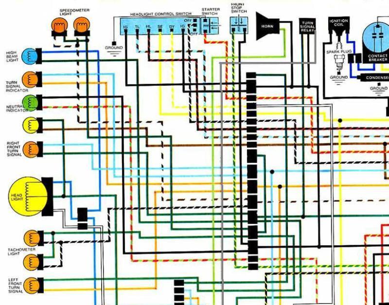 001?resize\=665%2C523 cb450 wiring diagram & pioneer avic n2 wiring diagram pioneer avic 1972 cb450 wiring diagram at gsmx.co