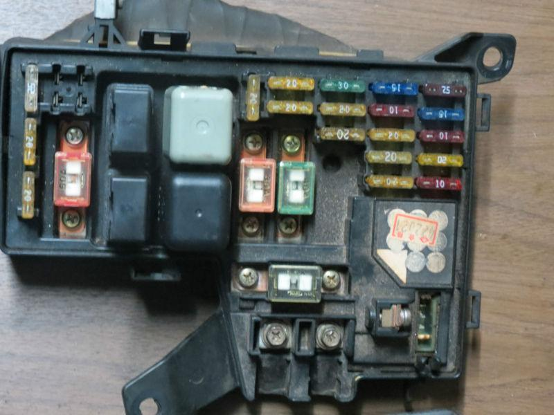 Images Of 2001 Honda Civic Fuse Box Diagram 1992 Honda Prelude Fuse