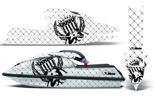 Purchase AMR Racing Jet Ski Wrap Kawasaki 750 SX Graphics