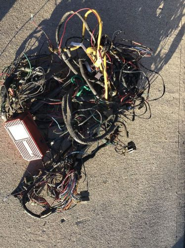 1984 Ford F150 Engine Wiring Harness