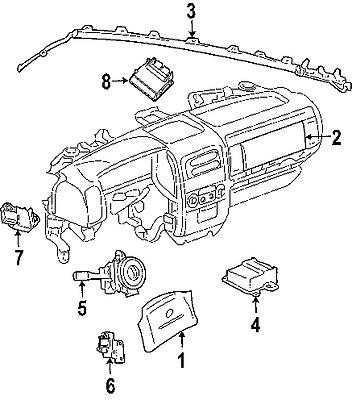 Sell JEEP 56010411AC GENUINE OEM FACTORY ORIGINAL FT