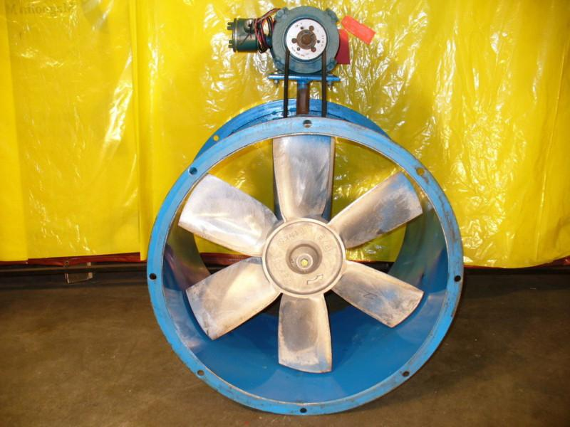 Paint Booth Exhaust Fan Requirements