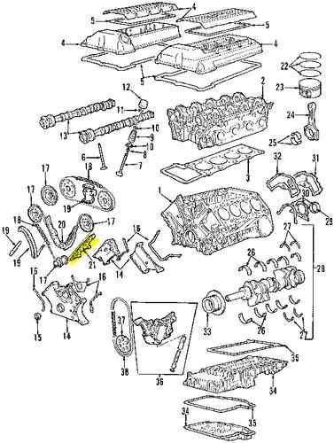 Find BMW 11311745406 GENUINE OEM FACTORY ORIGINAL CHAIN