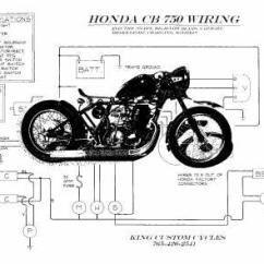 Simple Wiring Diagram For Chopper Of Baby Being Born Find Honda Cb750 550 450 350 Schematic Easy! Motorcycle In Battle Ground, Indiana ...