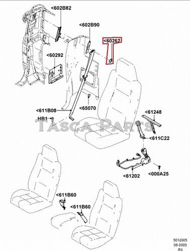 Purchase 96-00 HONDA CIVIC EX 2DR LEFT FRONT DRIVER SEAT