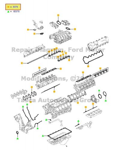 Isuzu Diesel Engine Parts Manual