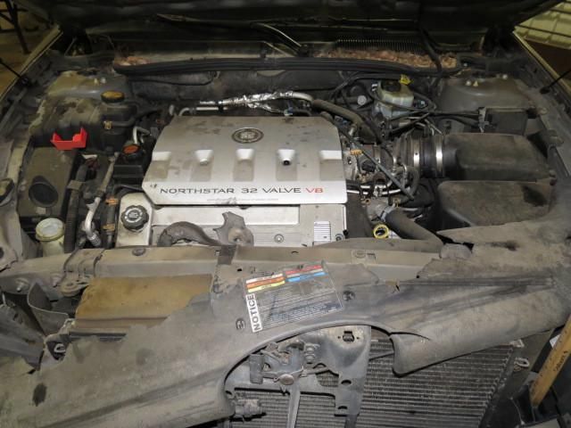 2000 Cadillac Transmission Problems