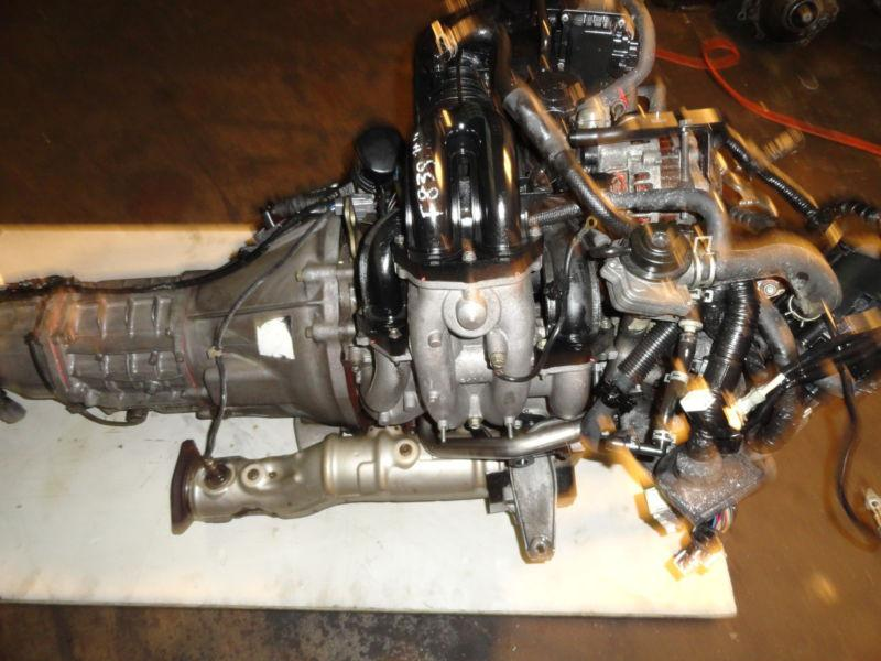 Purchase Jdm 04 08 Mazda Rx8 Rotary Renesis Engine Motor 6