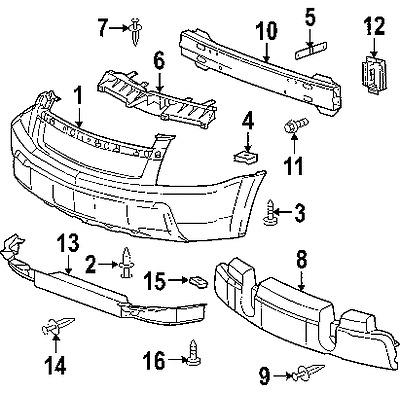 Purchase CHEVROLET 11589012 GENUINE OEM FACTORY ORIGINAL