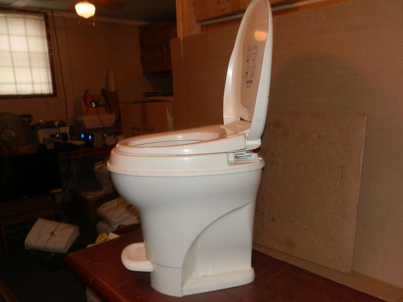 Rv Toilet Diagram