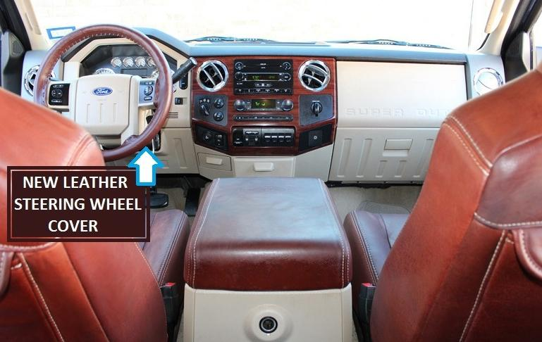 Sell 2008 2009 2010 Ford F250 F350 F450 4x4 King Ranch