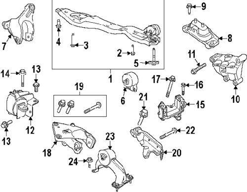Motor Mounts for Sale / Page #325 of / Find or Sell Auto parts