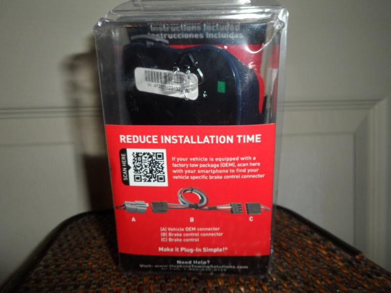 Hopkins Towing Solutions Plugin Simple Wiring Kit For Nissan Pickups