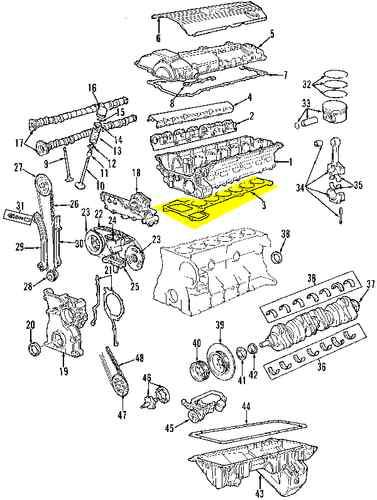 Purchase BMW 11127501304 GENUINE OEM FACTORY ORIGINAL HEAD