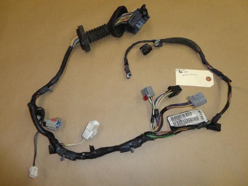 Dodge Neon Srt 4 Wiring Harness Diagram