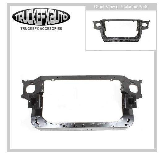 Sell 4L1Z16138BA Black New Radiator Support F150 Truck