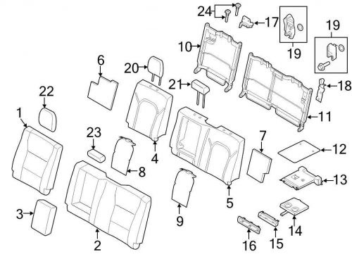 Seats for Sale / Page #115 of / Find or Sell Auto parts