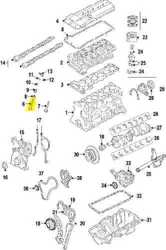 Buy BMW 31126768988 GENUINE OEM FACTORY ORIGINAL JOINT