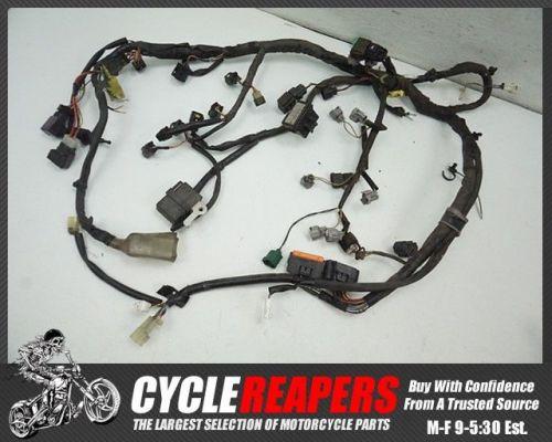 Suzuki Gsxr 600 750 Main Wiring Wire Harness Ignition Loom Relay 2006