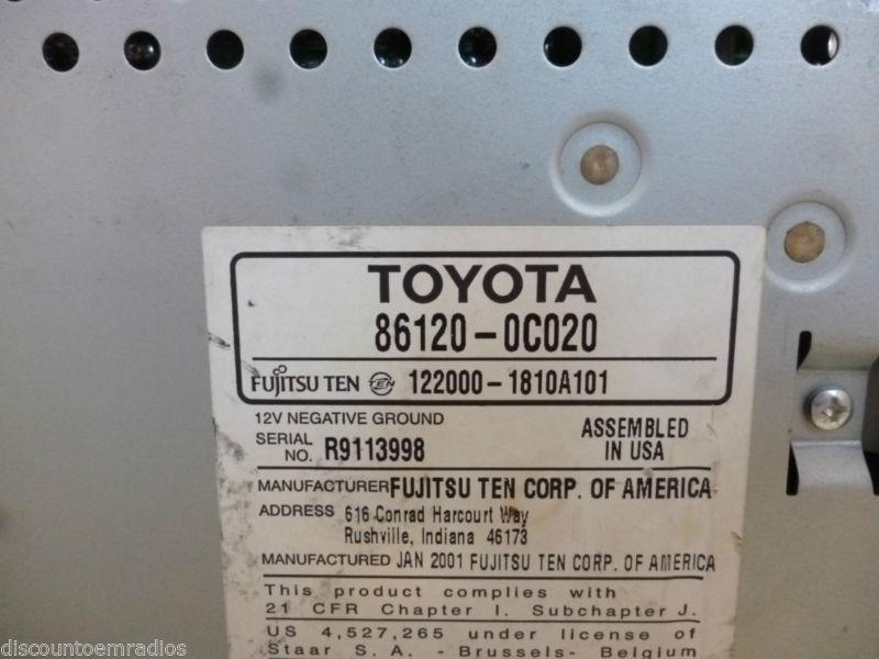 2000 Toyota Sienna Radio Wiring Diagram Free Download Wiring Diagram
