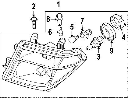 Dodge Neon Headlights Wiring Diagram Dodge DRL Wiring