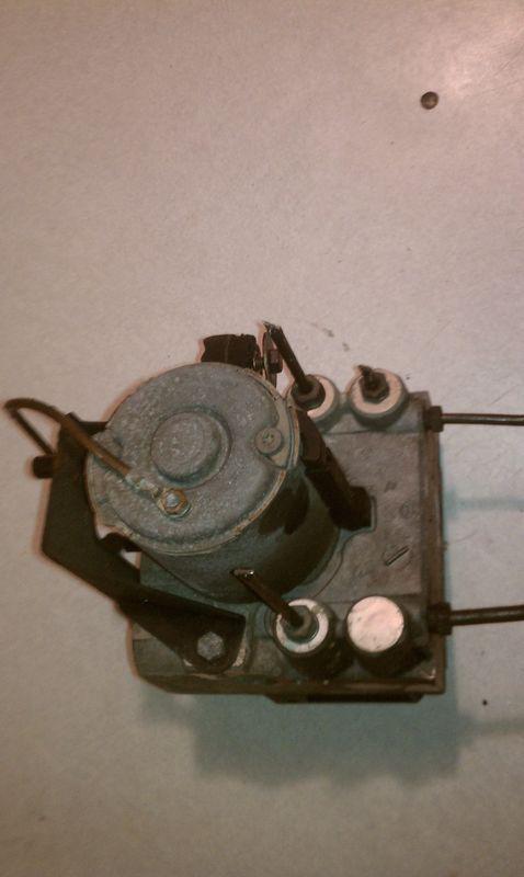 02 03 04 05 Range Rover Abs Pump Control Module Ebcm Repair Kit We