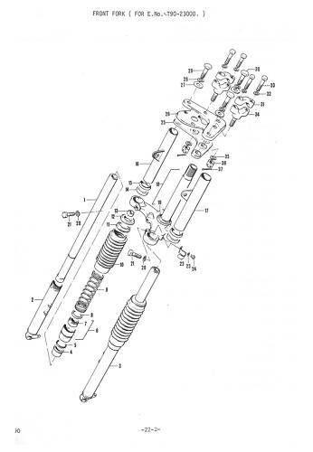 Purchase SUZUKI Parts Manual T90 Wolf 1969 1970 1971 1972