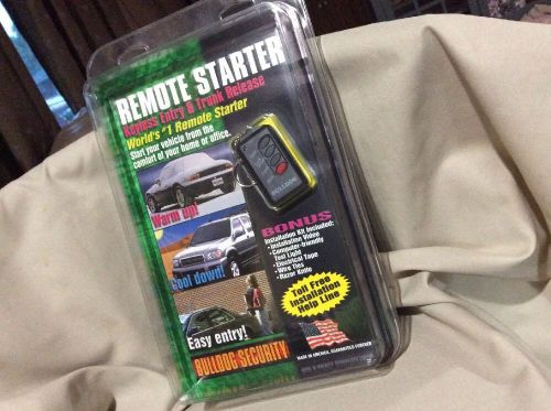 2014 Mazda 6 Remote Start Kit And Installation Kit Brand New