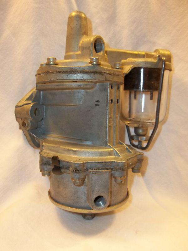 Sell Vintage Ford 52 Flathead Ac Fuel Pump