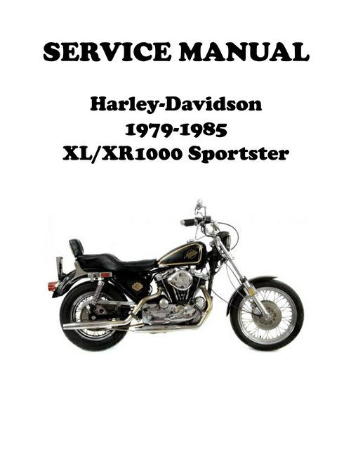 Sell Vintage 1985 HARLEY-DAVIDSON Motorcycles Sales
