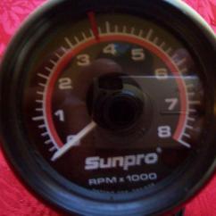 Autometer Sport Comp Tach Wiring Diagram Bulldog Security Remote Car Alarm Purchase Ford/chevy/mopar/honda/ Swp Blue Ultra-shift Light/digital Model# 94d New ...