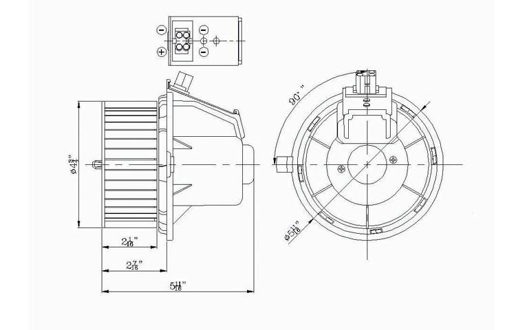 Service manual [2012 Ford Taurus Blower Motor Replacement