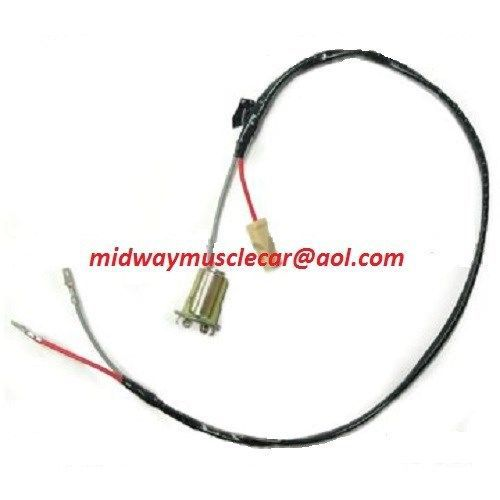 Purchase clock wiring harness 55 56 Chevy bel air nomad
