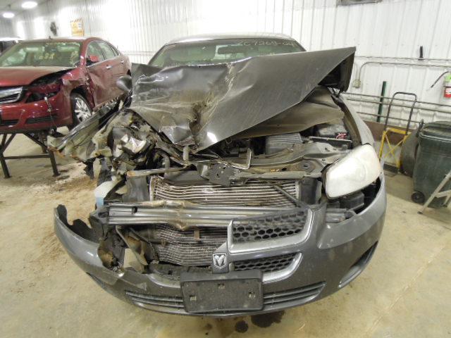 2004 Dodge Stratus Fuel Pump Location