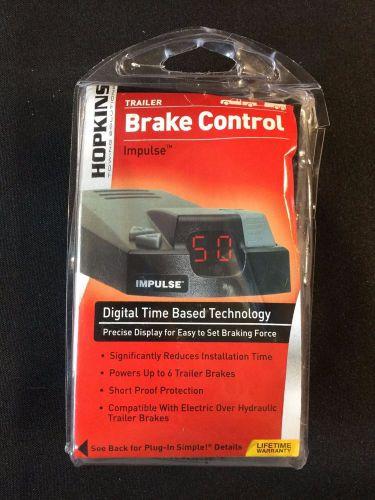 Impulse Brake Controller Wiring Diagram