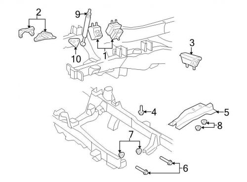 Motor Mounts for Sale / Page #67 of / Find or Sell Auto parts