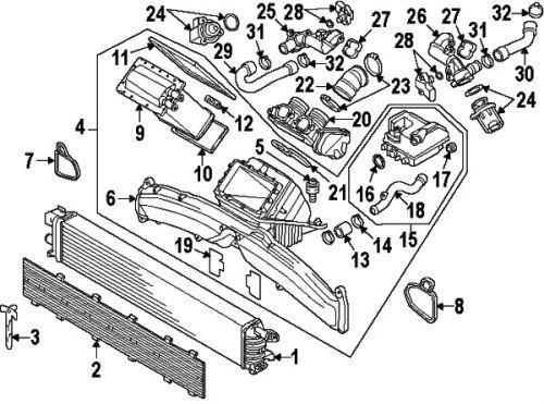 Sell HONDA OEM 07-09 CR-V Radiator Support-Upper Tie Bar