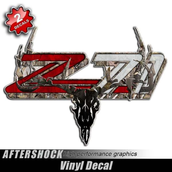 Sell Camo Decal Hunting Skull Truck Sticker Z71