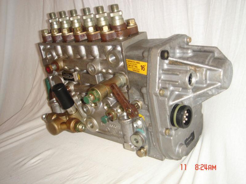 Vintage Tractor Parts Fuel Filter Find Volvo Penta Diesel Injection Pump Bosch Tamd74