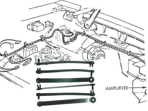 1957 chevy wiring harness sale
