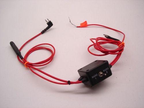 Racing Radios 3 Conductor Nascar Wiring Dual Radio Car Harness