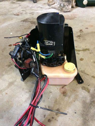 hydraulic ram diagram ba xr6 turbo ecu wiring trim & tilt for sale / find or sell auto parts