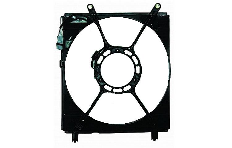 Sell Radiator Cooling Fan Shroud Only 1999-2001 2000